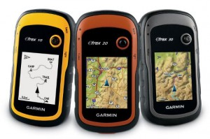 hanheld gps for mapping